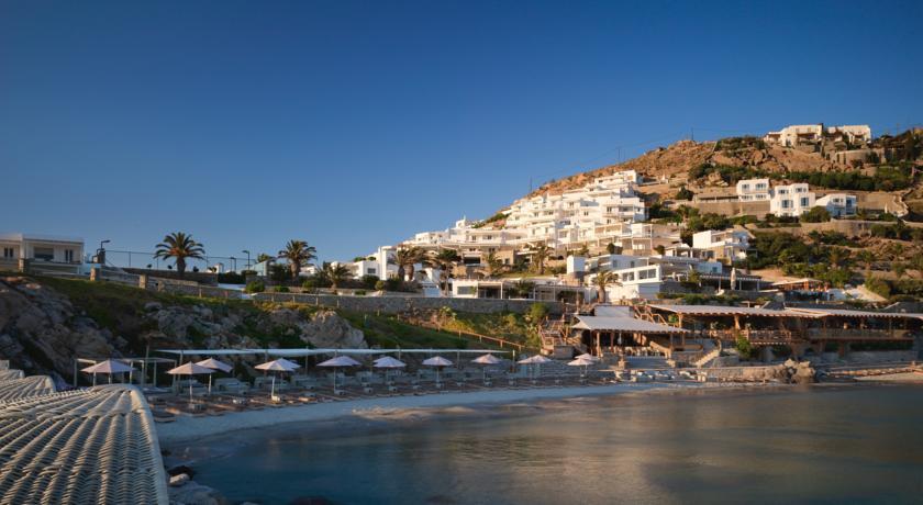 luxusni dovolena recko Santa Marina Resort and Villas - Řecko
