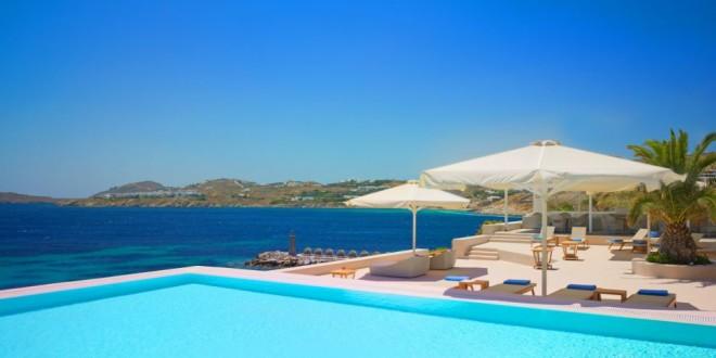 luxusni recko Santa Marina Resort and Villas