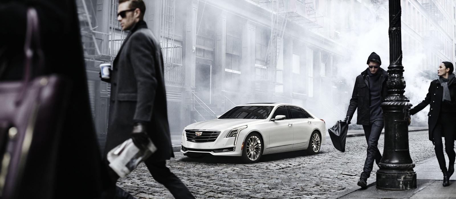Americky luxus Cadillac CT6