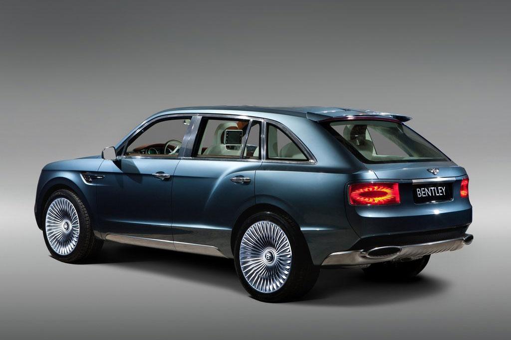 Bentley Bentayga Suv Luxurio Cz