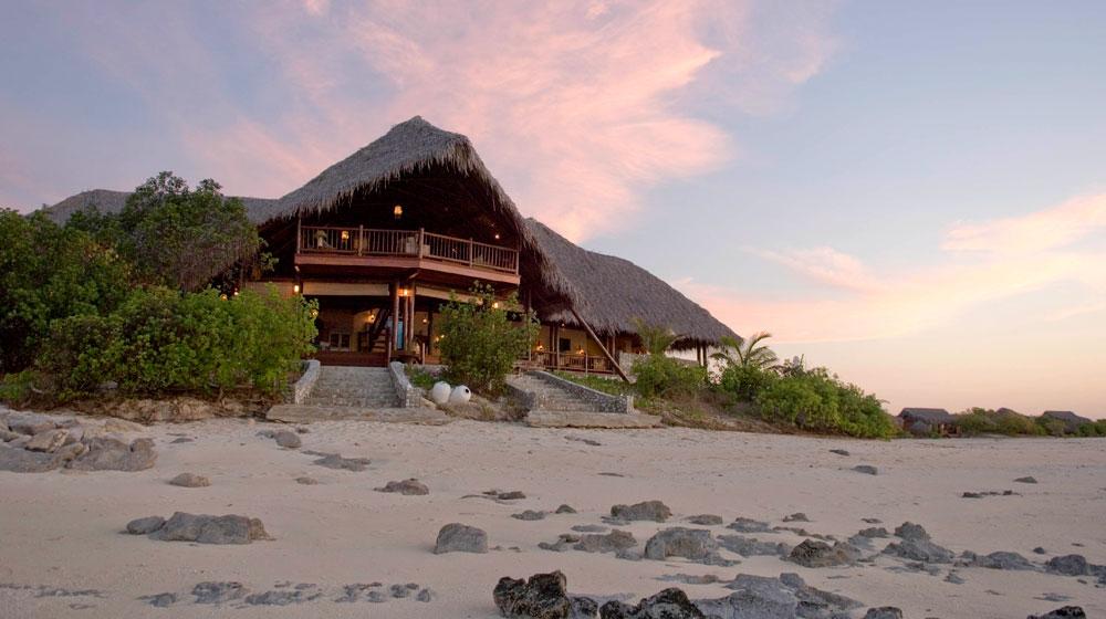 Dovolena mosambik Anantara Medjumbe Island Resort & Spa