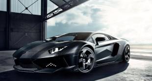 Mansory Carbonado - Lamborghini Aventador Black Diamond