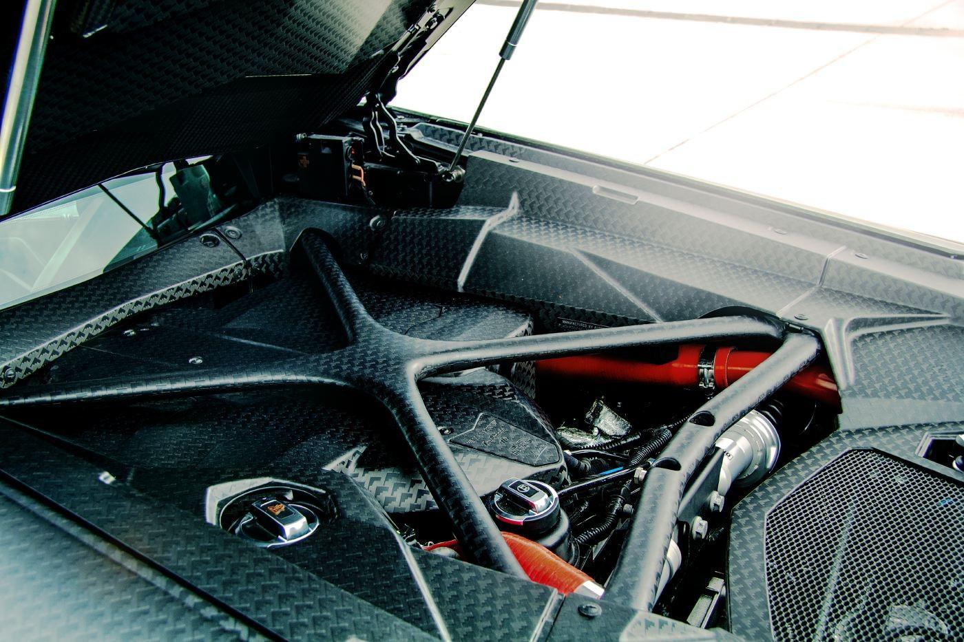 Mansory Carbonado - Lamborghini Aventador LP700-4 - Black Diamond