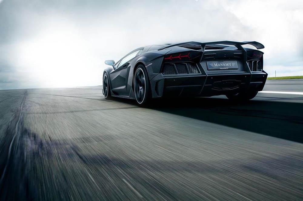 Mansory Carbonado Lamborghini Aventador LP700-4