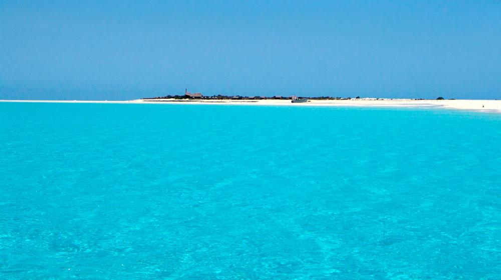 Mosambik - Anantara Medjumbe Island Resort & Spa