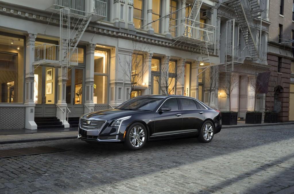 luxusni Cadillac CT6