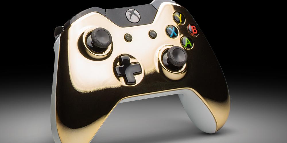 luxusni konzole 24K Xbox One Pearl