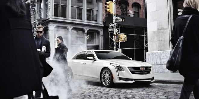 luxussni sedan Cadillac CT6