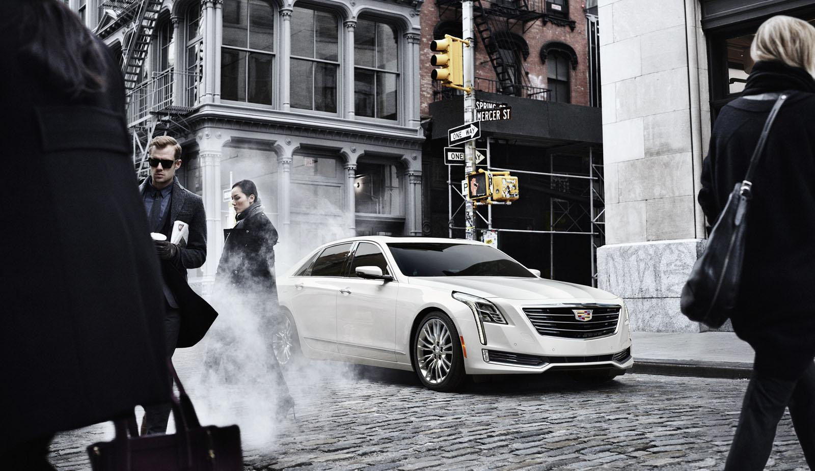 luxussni sedan Cadillac CT6