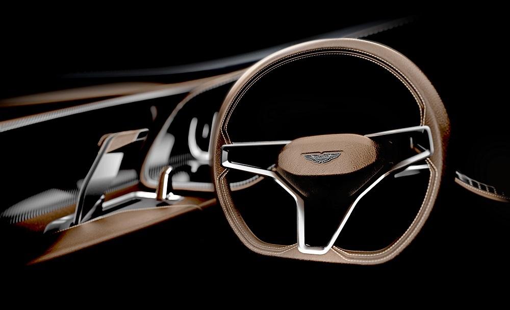 Aston Martin AM37 luxusni sportovni clun