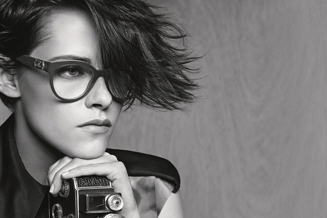 Kristen Steward - luxusni bryle Coco Chanel