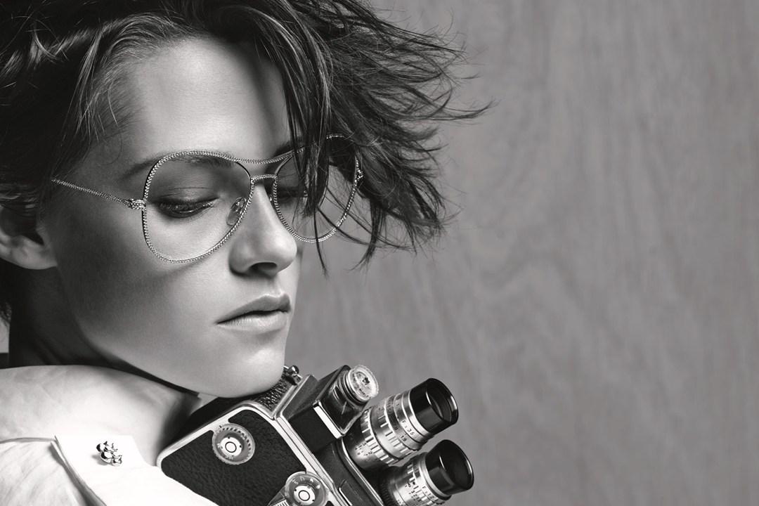 Kristen Steward pro Coco Chanel Eyewear