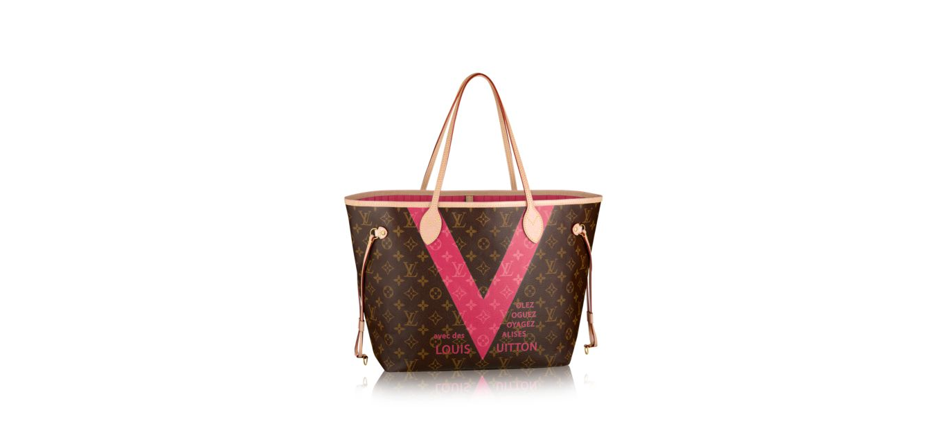 Louis Vuitton Neverfull MM Monogram V