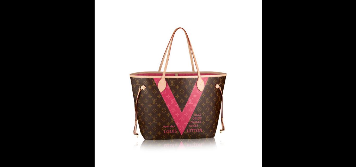 Louis Vuitton Neverfull MM Monogram V