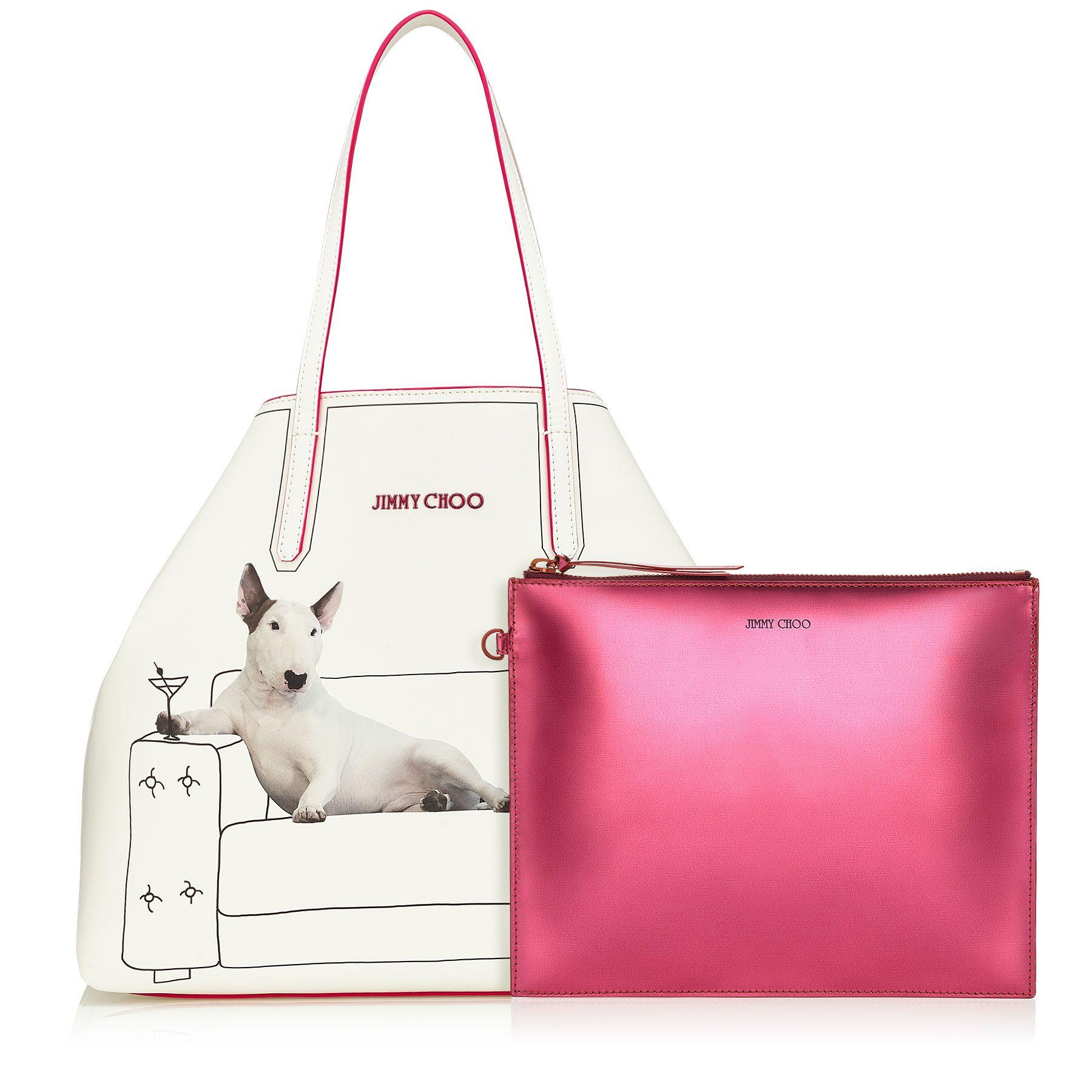 Luxusni kabelka Jimmy Choo Choo Hound