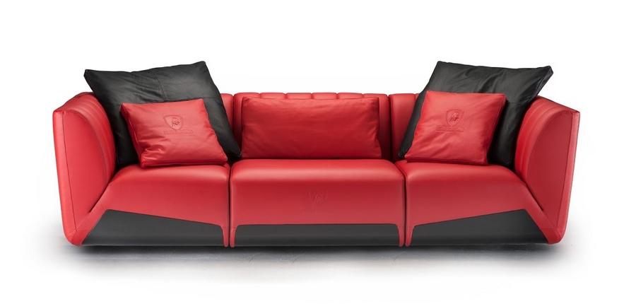 Tonino Lamborghini Sepang Sofa
