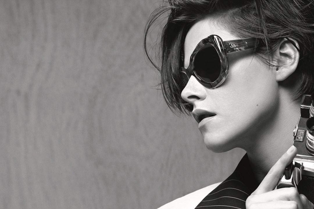 luxusní bryle Chanel - Kristen Steward