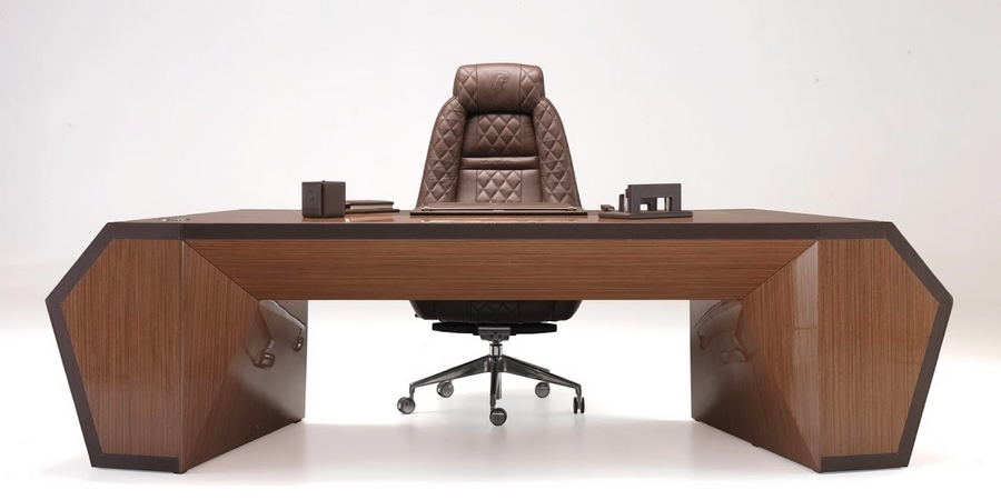 luxusni kancelarsky nabytek Tonino Lamborghini
