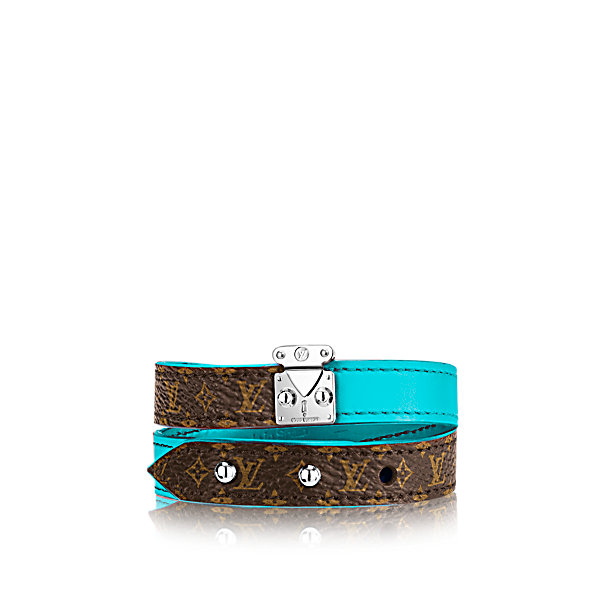 naramek louis vuitton lockit bracelet