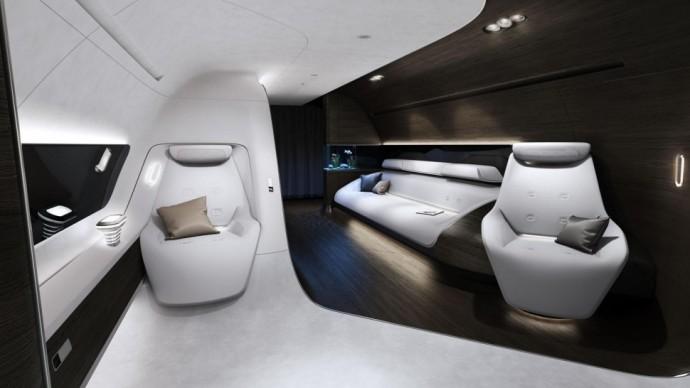 privatejet Mercedes-Benz Lufthansa