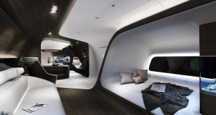 privatejet letadlo Mercedes-Benz Lufthansa