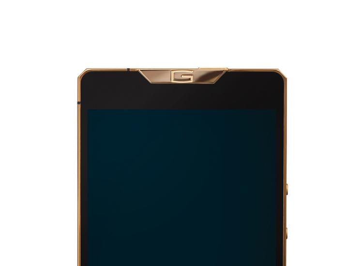Gresso Regal Gold luxusni smartphone