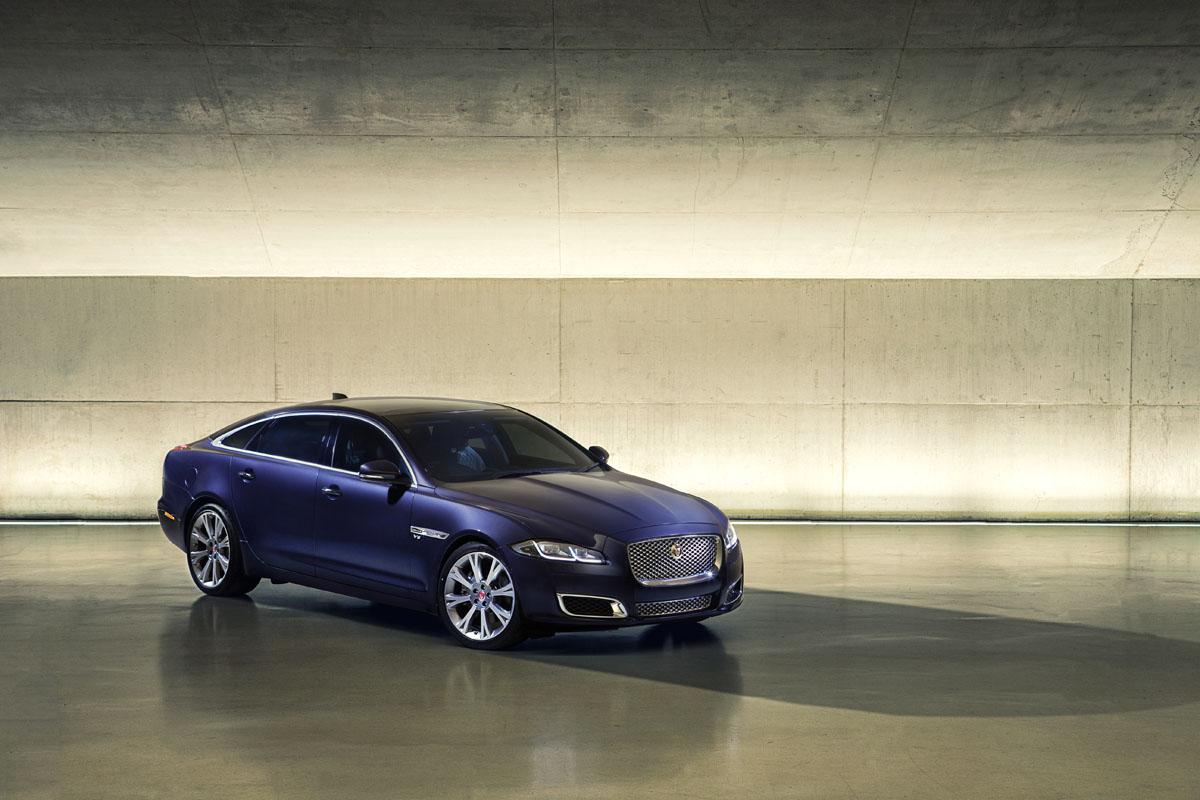 Jaguar XJ pro rok 2016