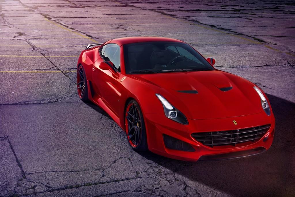 Luxusní Ferrari California T N-Largo