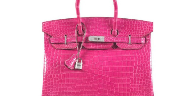 Luxusni kabelka Hermes Birkin