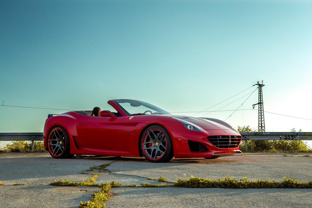 Novitec Ferrari California T N-Largo
