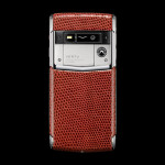 Vertu Signature Touch Lizard