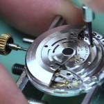 Video: čištění hodinek Rolex Submariner