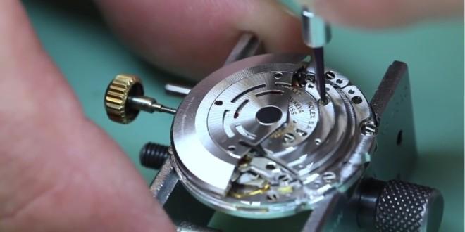 cisteni luxusnich hodinek