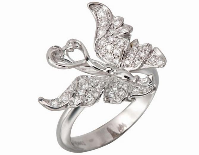 luxusní prsteny - Carrera y Carrera