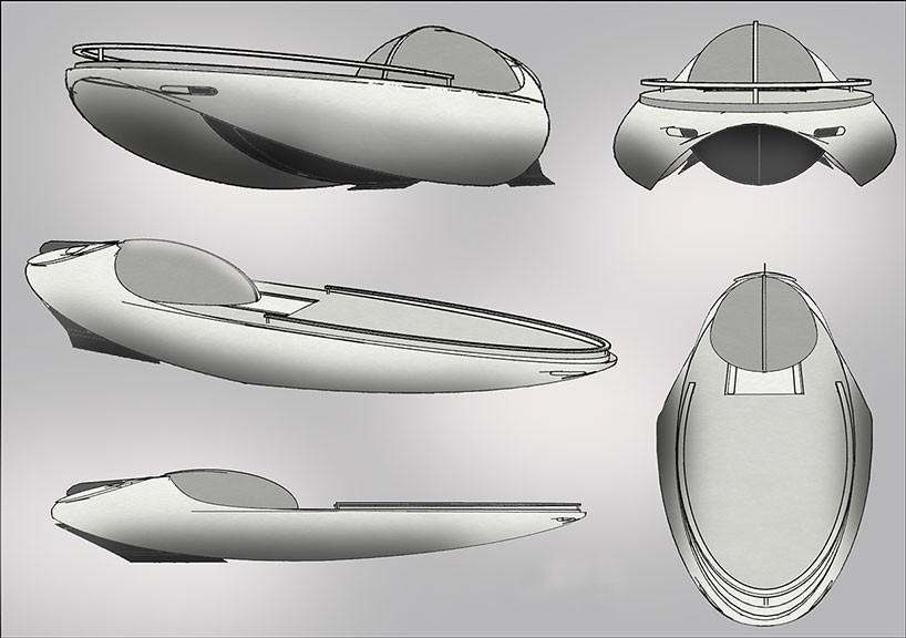 luxusni jachta Bugatti Atlantean Racing Yacht