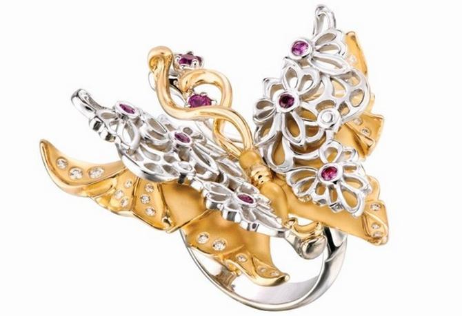 luxusni prsten - Carrera y Carrera