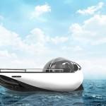 The Bugatti Atlantean Racing Yacht