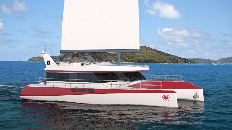 Luxusní jachta Dragonship 25
