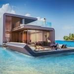 Luxusní plovoucí rezidence – Floating Seahorse