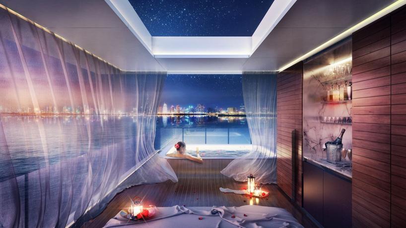 Luxusní residence
