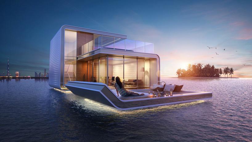 Luxusní rezidence – Floating Seahorse