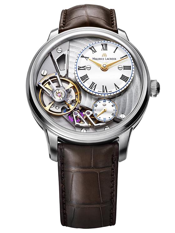 Luxusní hodinky Maurice Lacroix - Masterpiece Gravity