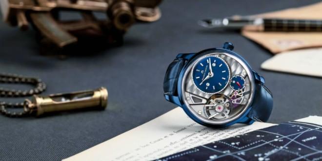 Luxusni hodinky Maurice Lacroix Masterpiece Gravity