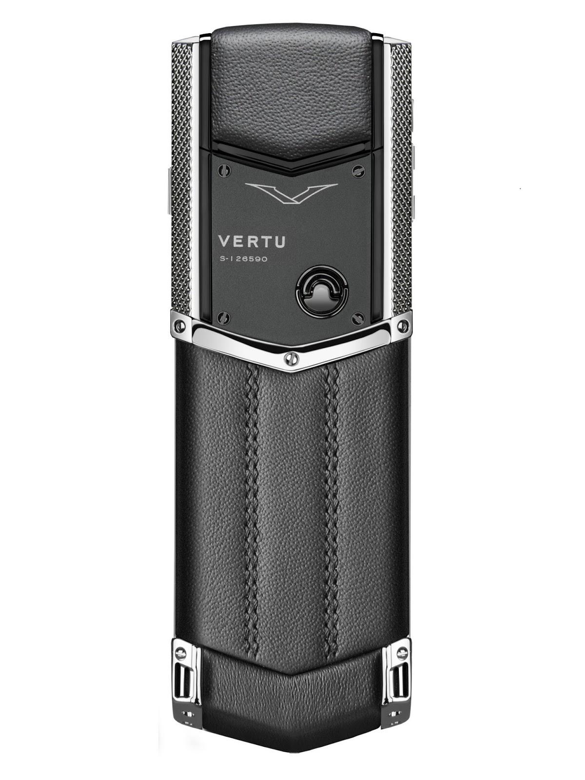 Luxusni telefon Vertu Signature for Bentley