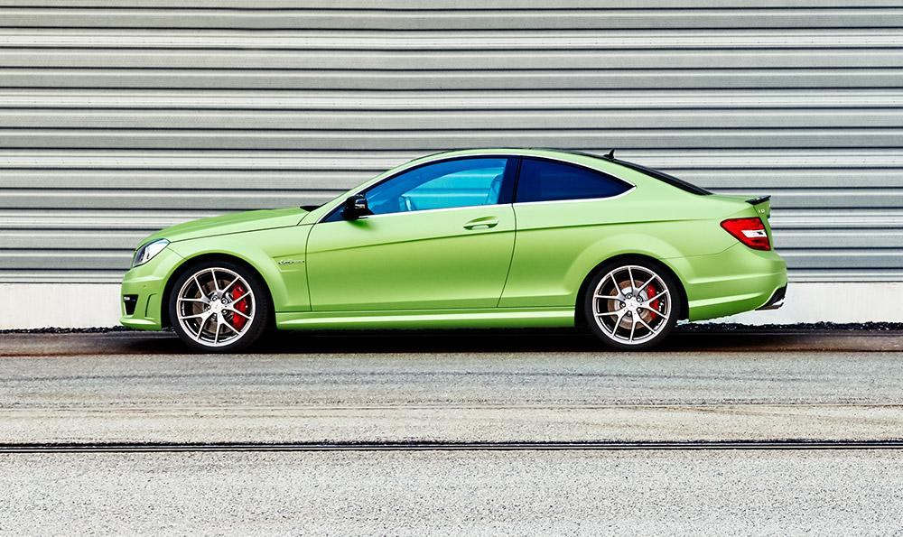 Mercedes-Benz C 63 AMG - Coupe Legacy Edition