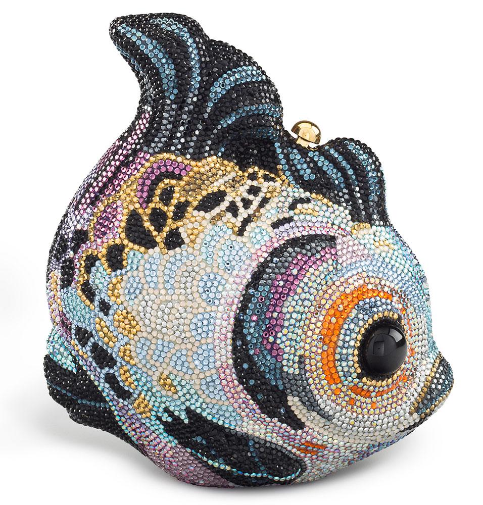 Unikátní kabelky Judith Leiber