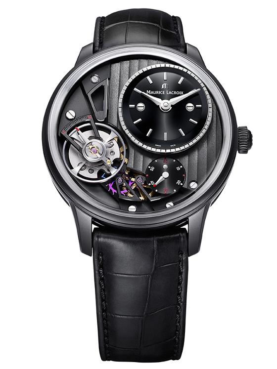 luxusní hodinky Maurice Lacroix Masterpiece Gravity