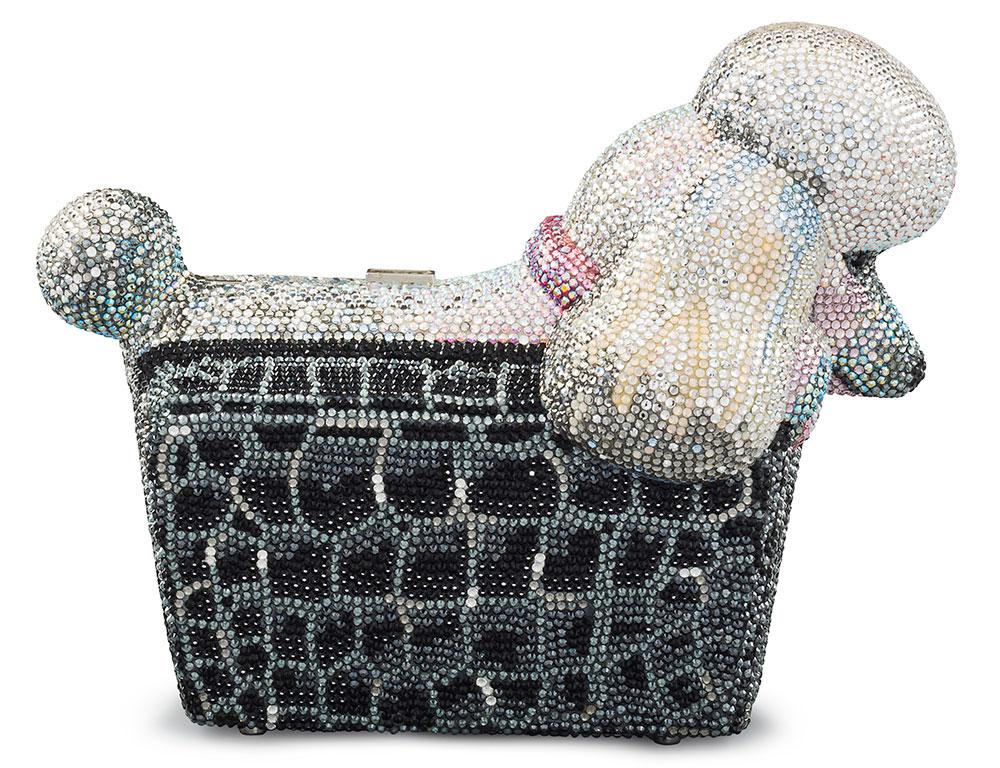 luxusni kabelka Judith Leiber