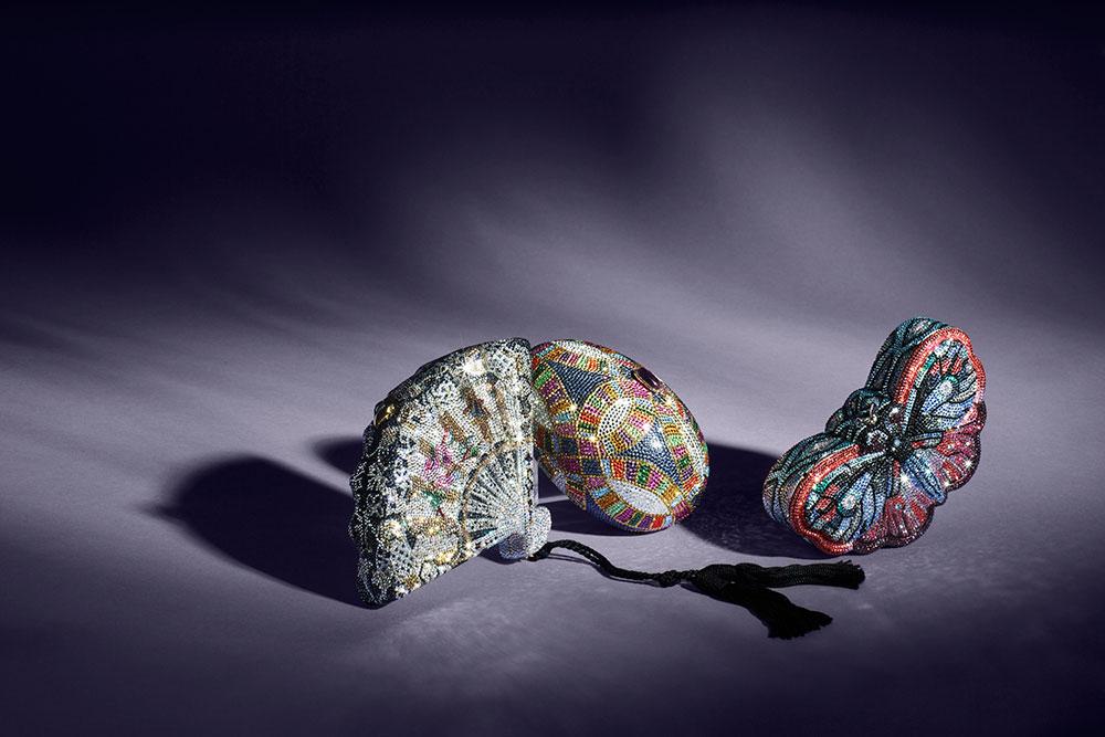 luxusni kabelky - Judith Leiber