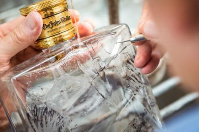 luxusni whisky Johnnie Walker